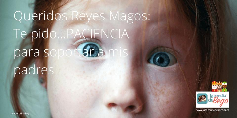 Reyes magos psicologa en madrid