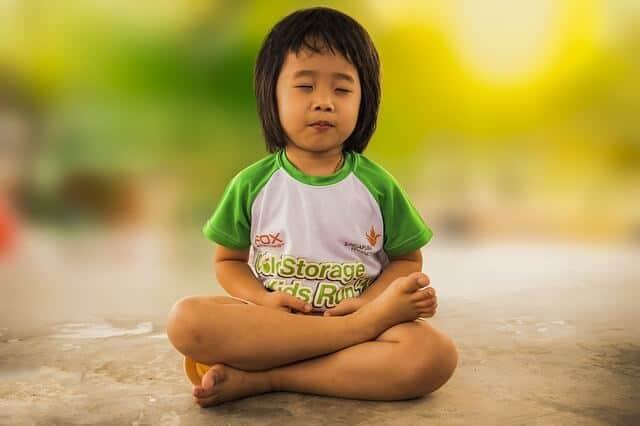 Introducción al mindfulness para niños