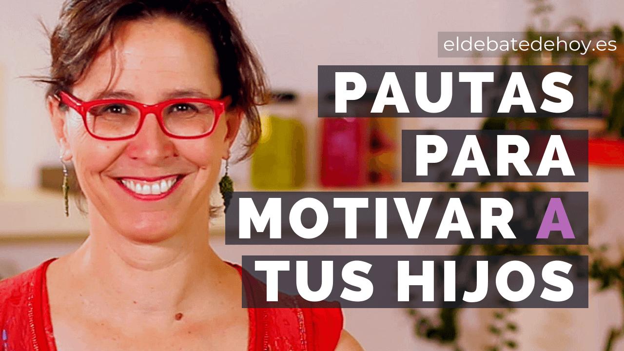 cómo motivar a los niños para estudiar