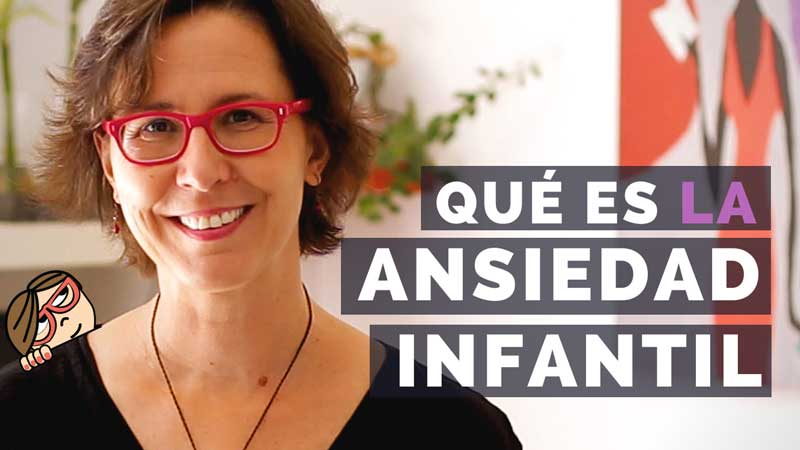 ansiedad infantil psicóloga en Torrelodones