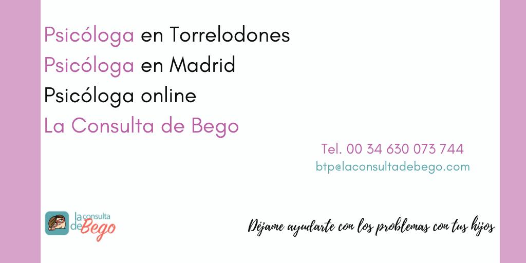 psicologa en madrid, psicologa en Torrelodones